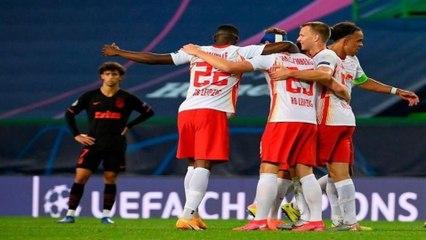Leipzig gây bât ngờ với lần đầu vào bán kết Champions League | VTC