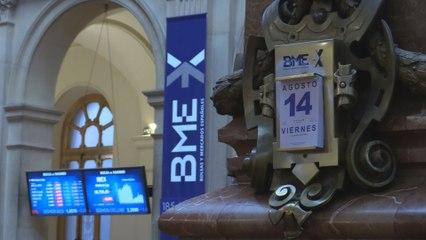 El Ibex 35 pierde los 7.100 puntos al aumentar las caídas tras la apertura