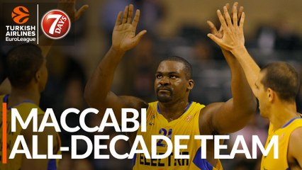 Fans Choice All-Decade Team: Maccabi Playtika Tel Aviv
