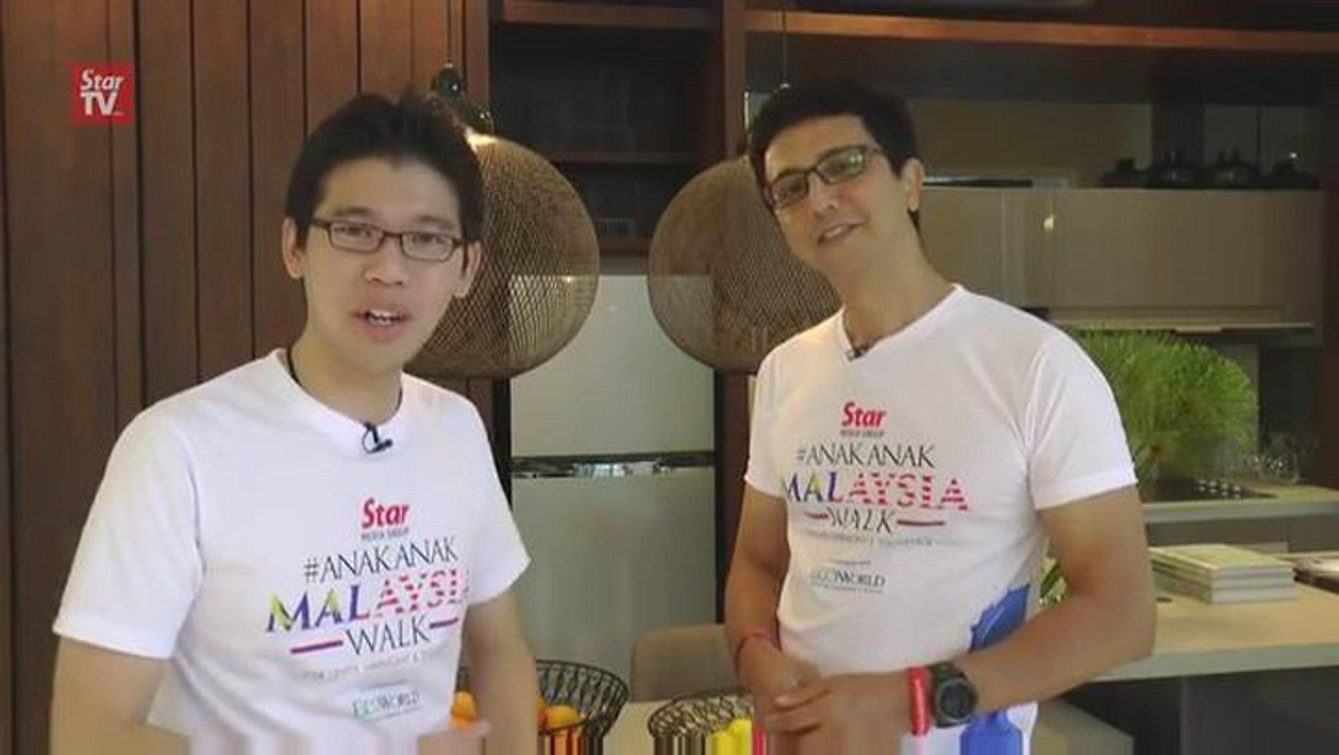 #AnakAnakMalaysia Walk: Social activists