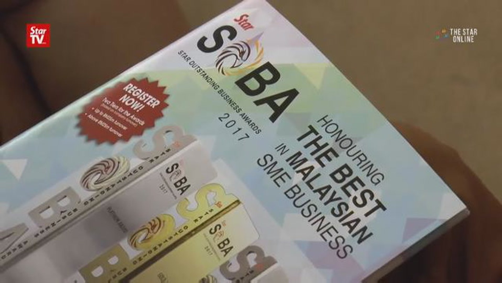 Star Media Group Bhd launches SOBA 2017
