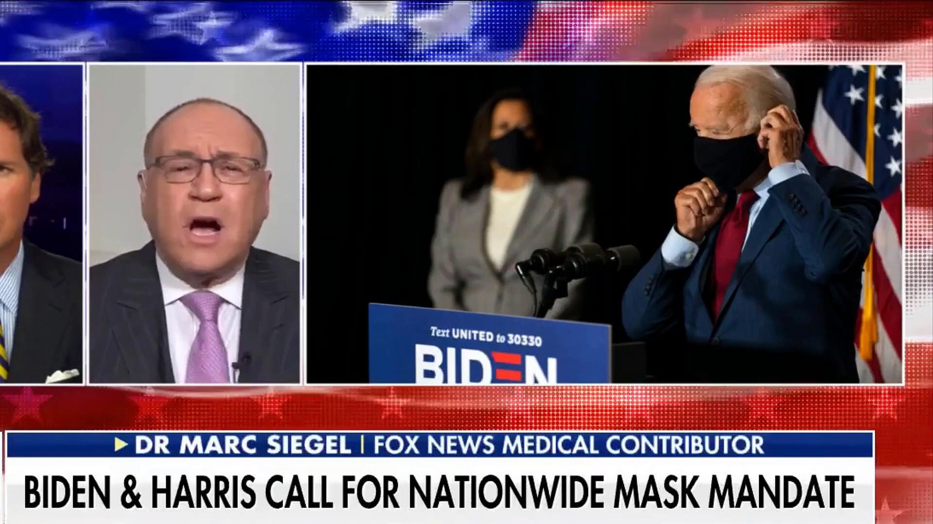 #NEWS| Biden and Harris propose nationwide mask mandate to fight coronavirus – Fox News Video