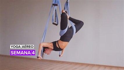 Yoga Aéreo: Semana 4
