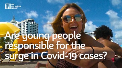 Are young people responsible for the surge in Covid-19 cases?