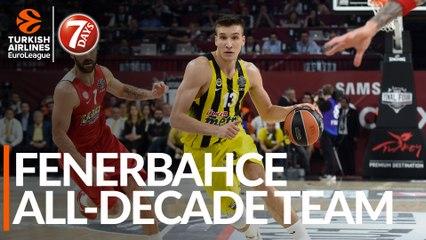 Fans Choice All-Decade Team: Fenerbahce Beko Istanbul