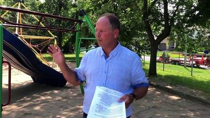 Guêpes de sable au parc Asselin - Août 2020