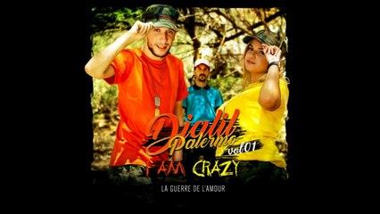 Djalil Palermo - I Am Crazy Official Video 2020