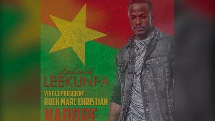 Debordo Leekunfa - Vive Le Président Roch Marc Christian Kaboré - audio