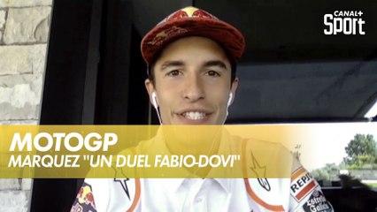 Marc Marquez, son avis sur le champion du monde 2020