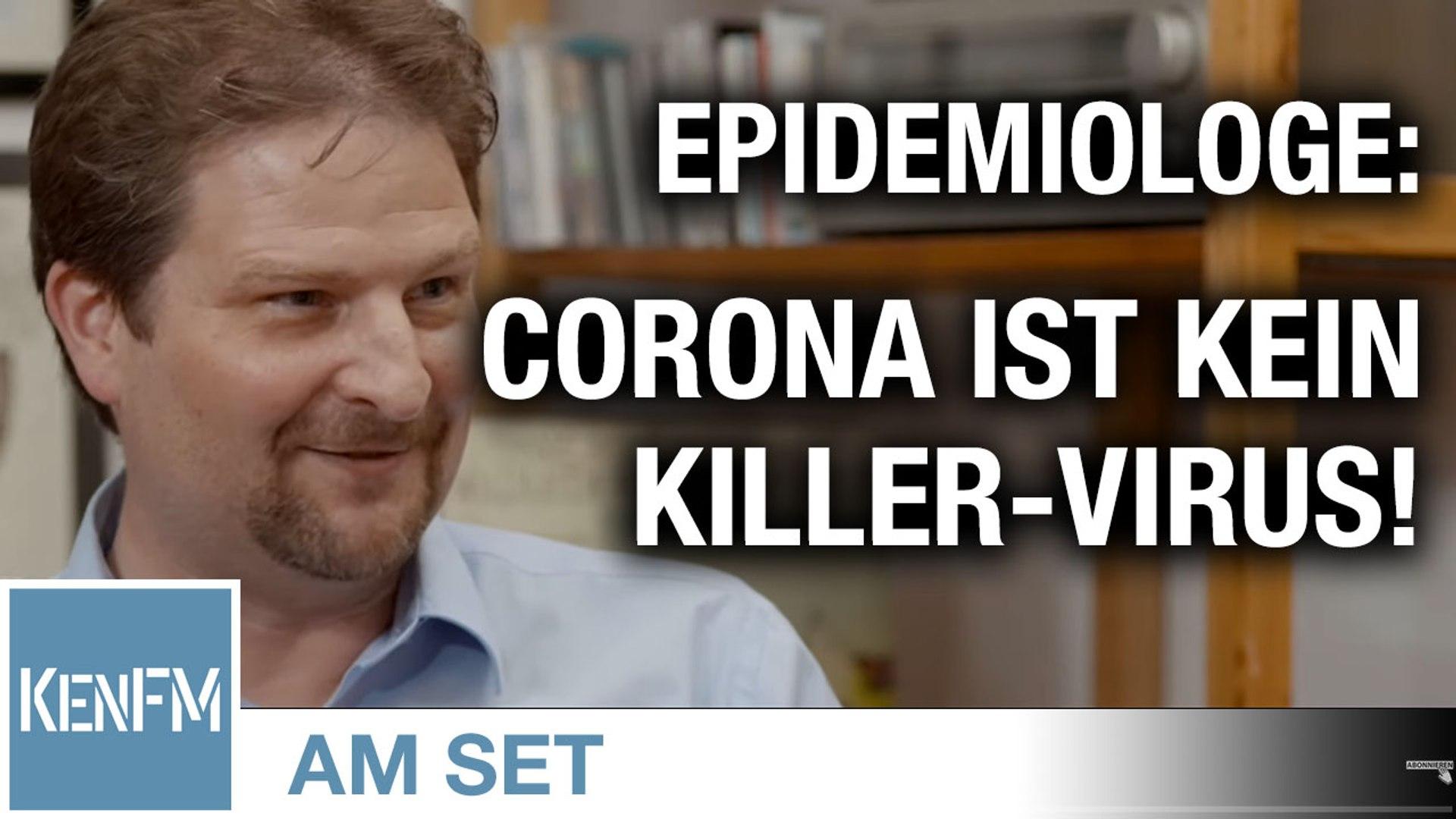 Epidemiologe Dr. Nobert Schwarz: Corona ist kein Killer-Virus!