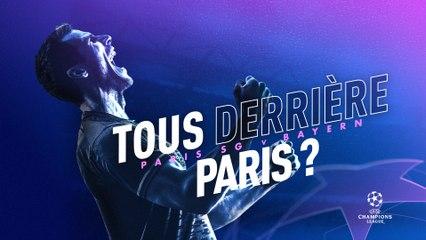 Finale de Ligue des Champions : tous derrière Paris ?