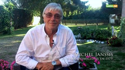 Football, rencontre avec Michel Janssis, Momalle