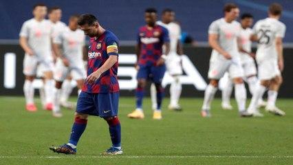 Barcelona rơi vào thất bại lớn nhất mọi thời đại | VTC