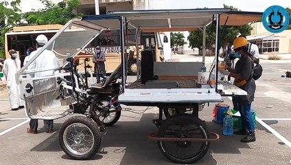 GAZELLE, le véhicule  solaire made in Sénégal