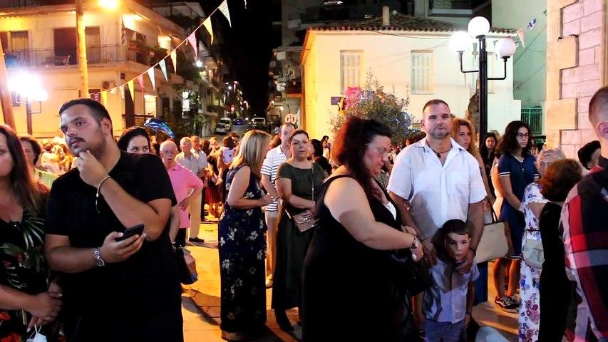 Χωρίς Λιτανεία η μεγάλη γιορτή της Παναγίας στη Θήβα