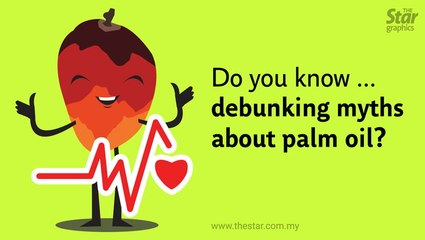 Do you know ... myths about palm oil?