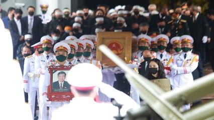 Tiễn đưa nguyên Tổng Bí thư Lê Khả Phiêu về nơi an nghỉ cuối cùng    VTC