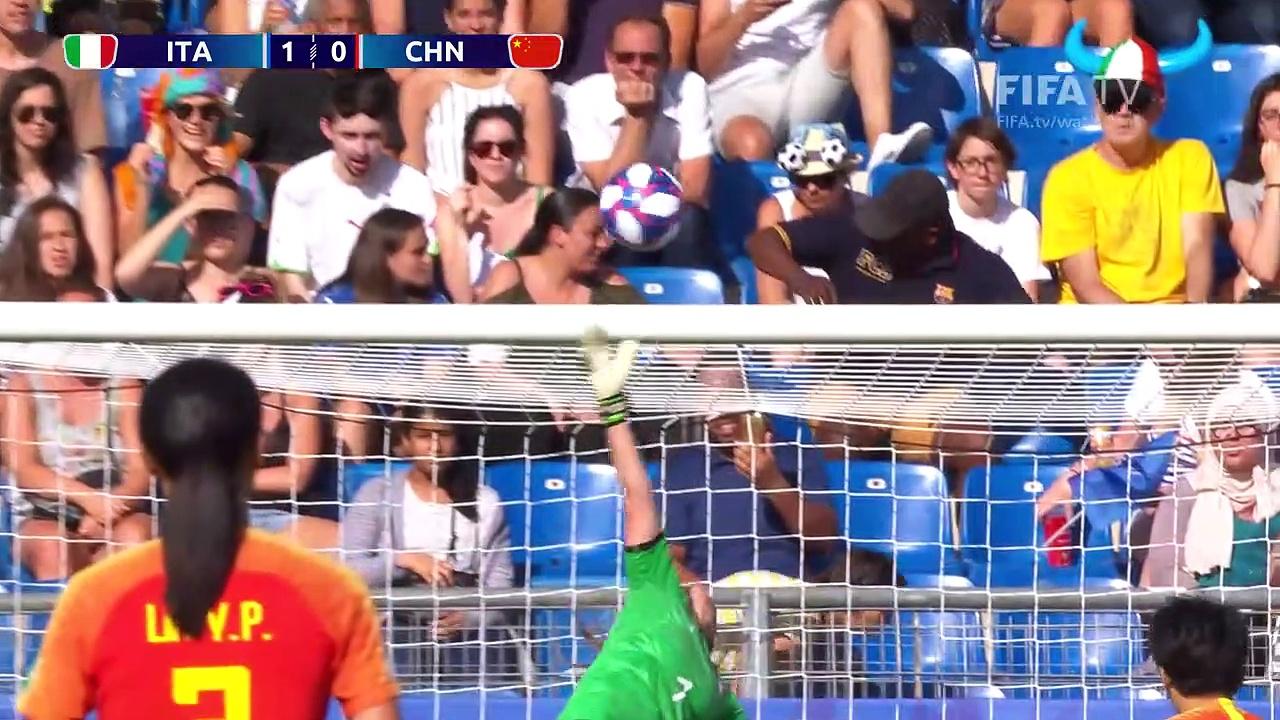 Italy v China PR – FIFA Women's World Cup France 2019™