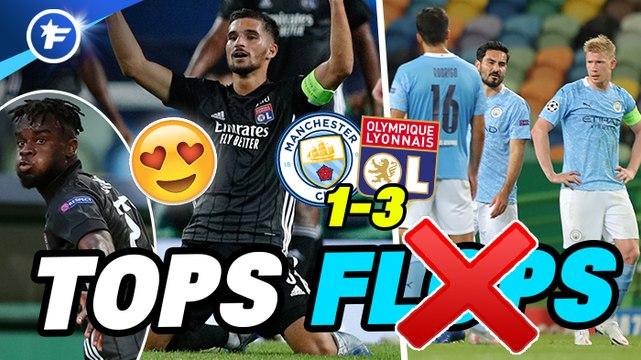 Les Tops et les Flops de Manchester City-OL