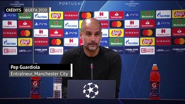 "Man City - Guardiola : ""Nous avons besoin de repos"""