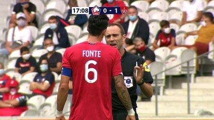 REPLAY : Amical LOSC - Stade Brestois 29 (1-2)