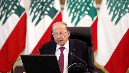 Tổng thống Lebanon sẽ không từ chức sau thảm họa Beirut