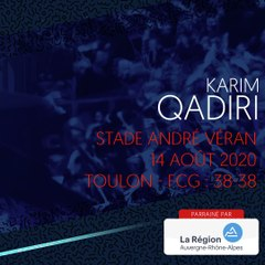 L'essai de Karim Qadiri contre Toulon, saison 2020-2021