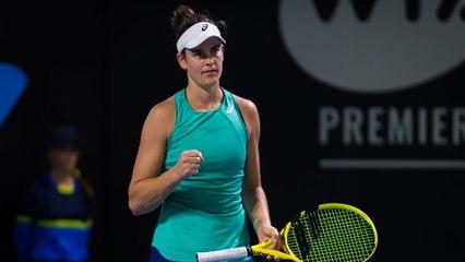 Jennifer Brady vô địch giải quần vợt Lexington