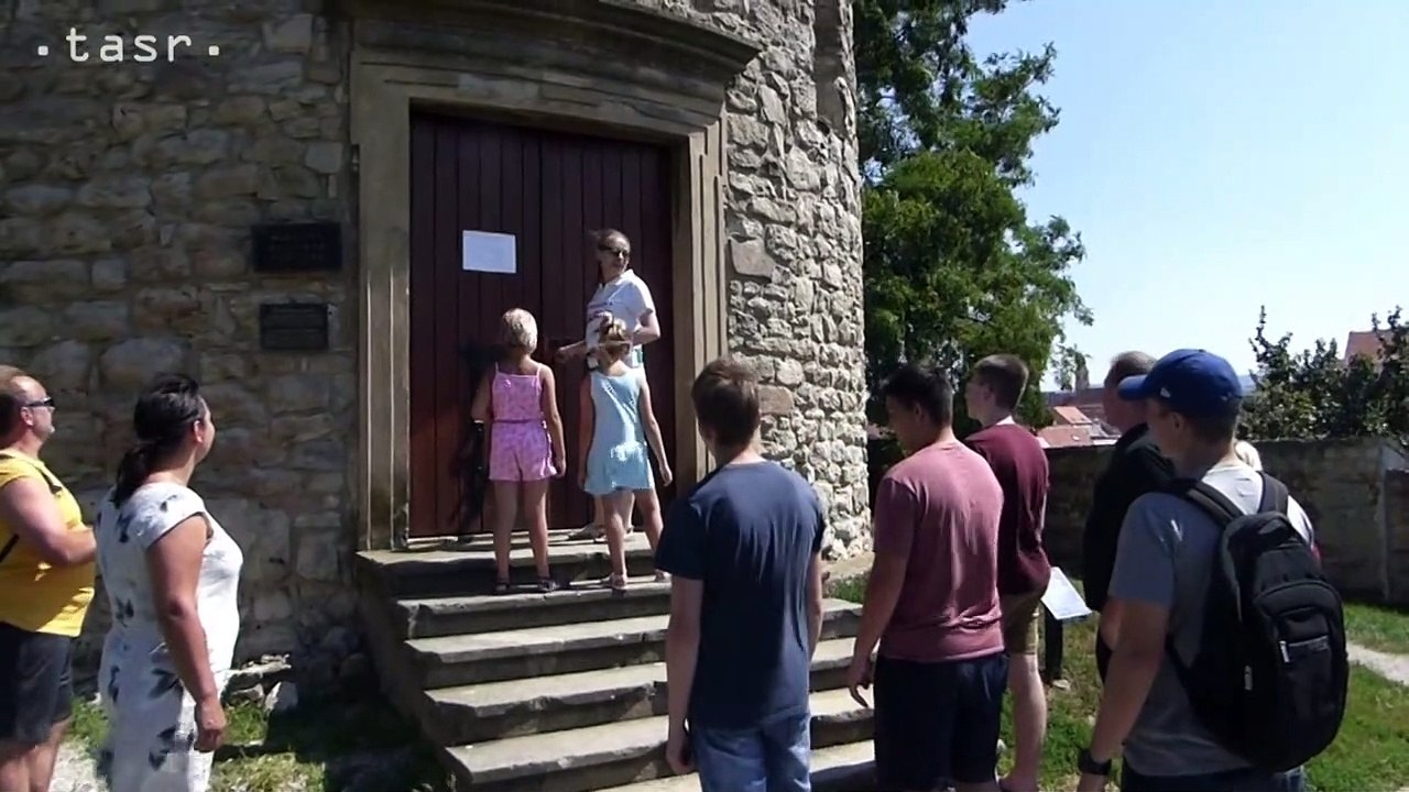 V Skalici majú vlastný pas, návštevnosť pamiatok sa oproti minulosti zvýšila
