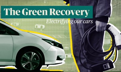 The Green Recovery: how to put more electric vehicles on Australia's roads – video