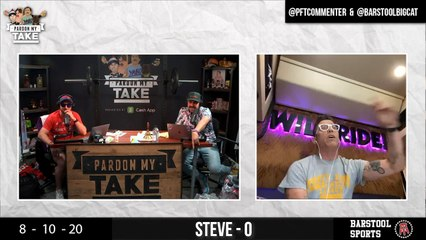 PMT: Steve-O, CFB On The Ropes And The PGA Championship