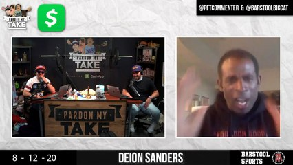 PMT: Huge Announcement With Deion Sanders, B1G Cancels Football, Hard Knocks, & Dungeons And Dragons I