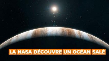 La NASA a découvert un autre océan dans notre galaxie !