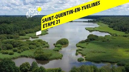 Tour de France 2020 : Étape 21 - La réserve de Saint-Quentin-en-Yvelines