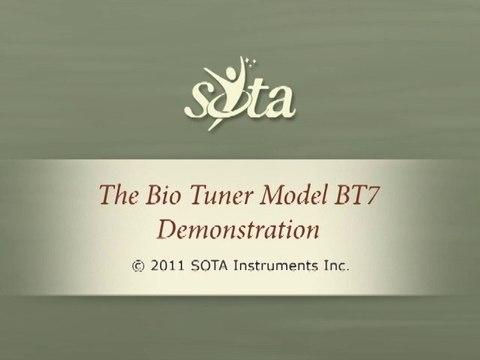 SOTA Bio Tuner - Model BT7 - Demonstration