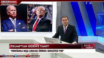 Ana Haber- 17 Ağustos 2020 - Murat Şahin- Ulusal Kanal