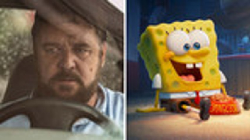 'Unhinged' and 'SpongeBob Movie' Revive North American Box Office | THR News