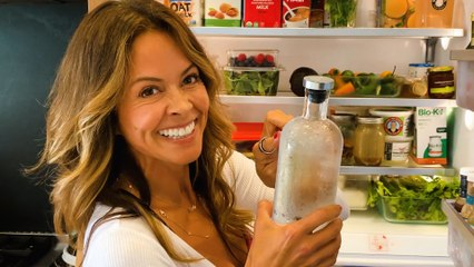 Brooke Burke Shares Her Low-Carb Favorites In The Latest Episode Of 'Fridge Tours'