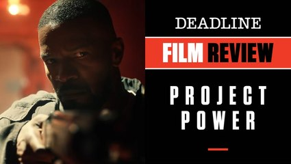 Project Power   Film Review