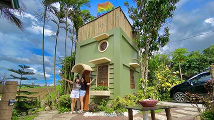 This Cute Tiny House In Cavite Was Built For Only P280,000