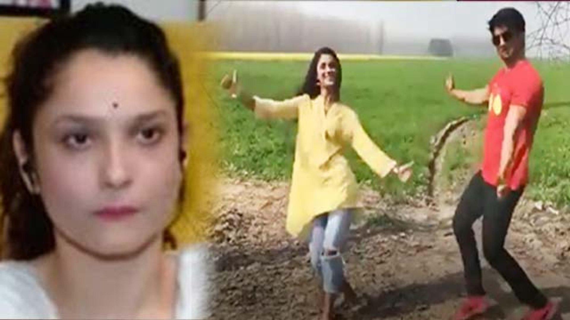 Sushant Singh Rajput संग भांजी Mallika के dance video पर बोली Ankita Lokhande | FilmiBeat