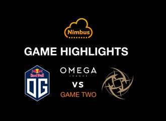 DOTA HIGHLIGHTS OG vs NIP_GAME 02