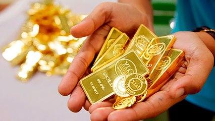 Giá vàng trong nước tăng 2 triệu đồng/lượng   VTC