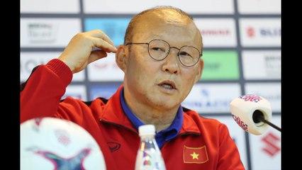 HLV Park Hang- Seo nói gì về mục tiêu World Cup? | VTC