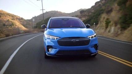 La Ford Mustang Mach-E - Une nouvelle façon de vivre l'expérience Mustang