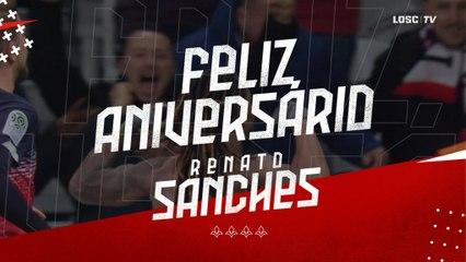 Joyeux anniversaire Renato !