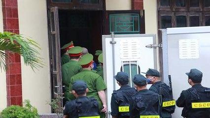 """Đánh người ở trụ sở công an, Đường """"Nhuệ"""" lĩnh 30 tháng tù giam    VTC"""
