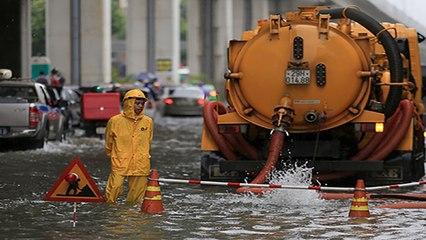 Miền Bắc nguy cơ mưa, bão và động đất xảy ra đồng loạt   VTC