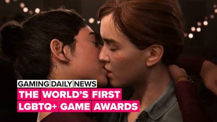The world's first LGBTQ game awards is scheduled for 2021!