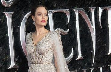 Angelina Jolie pandemiyi çocukları sayesinde atlattı!